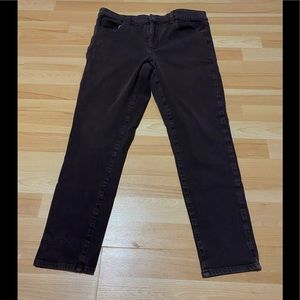 AEO High Rise Jegging size 14
